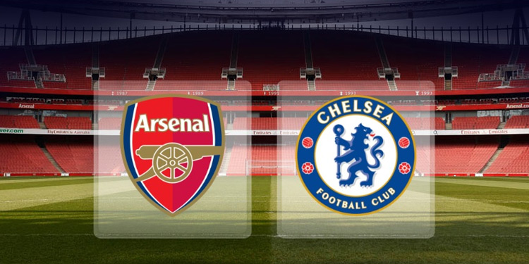 Arsenal (1) x Chelsea (0) - The FA Community Shield 2015