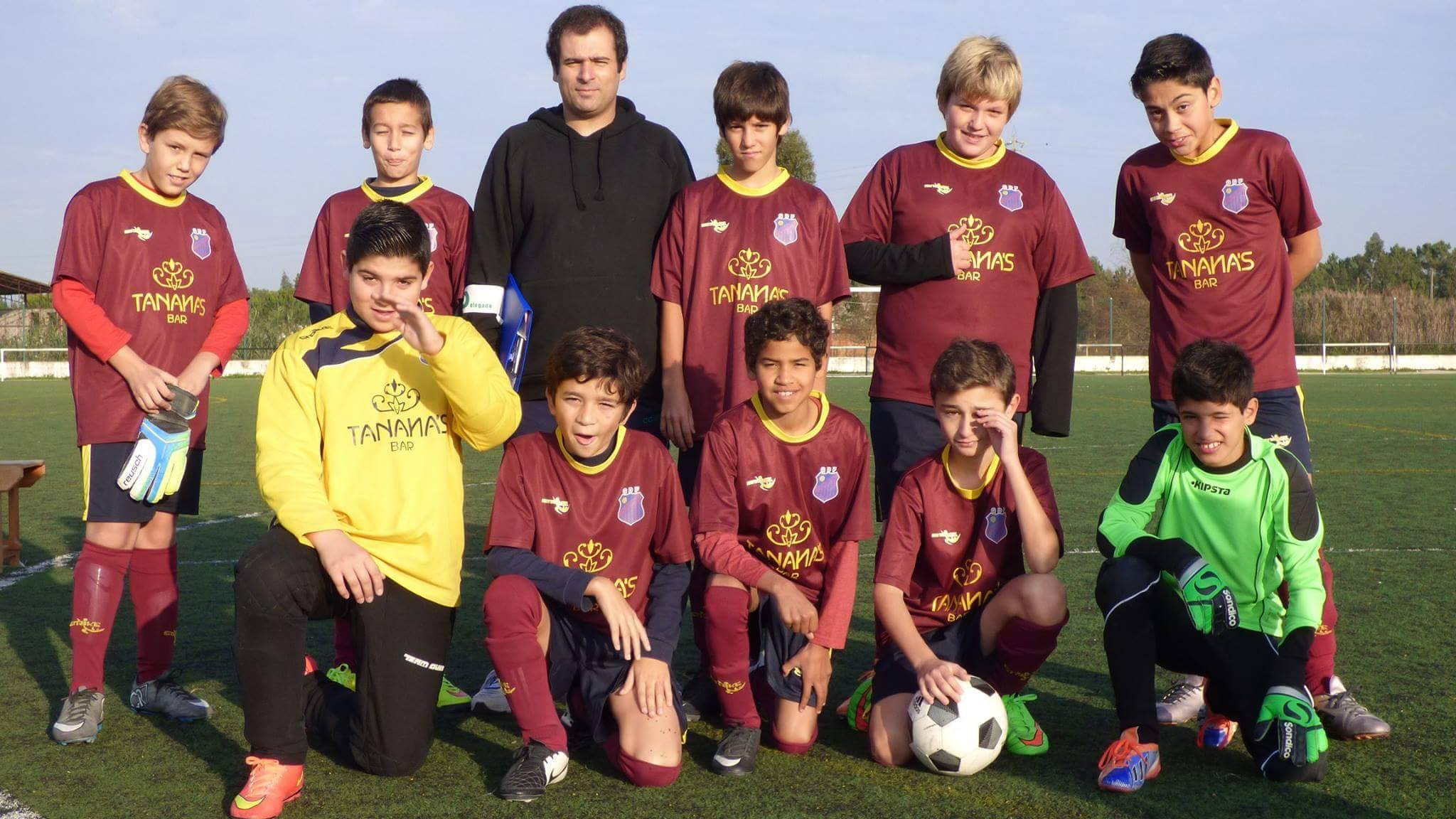 GD Forense Sub-13 2015/2016